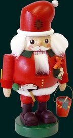 Glaesser Nutcracker - Santa