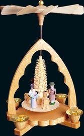 Glaesser - Pyramid Birth Scene of Jesus Christ