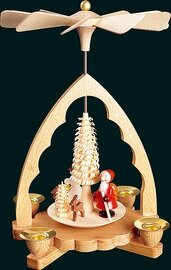 Glaesser - Pyramid Santa