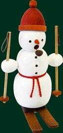 Glaesser Incense Smoker - Snowman