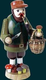 Glaesser Incense Smoker - Mushroom collector