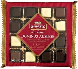 Henry Lambertz - Dominos Auslese, Milk, White, and Dark Chocolate
