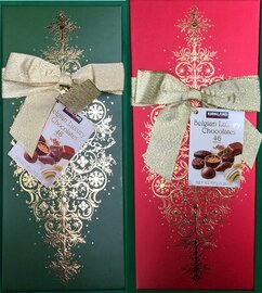 Kirkland Belgian Luxury Chocolates - 570g/20.3 Oz