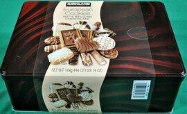 Belgian Chocolate Style Cookies