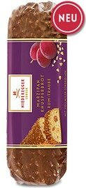 Niederegger Crispy loaf rum and grapes - 125g/5.4oz