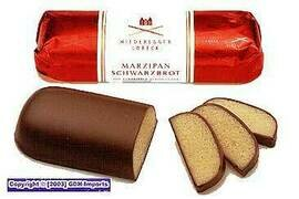 Niederegger Chocolate Covered Marzipan Loaves