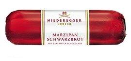 Niederegger Marzipan dark loaf - 300g/10.5 oz