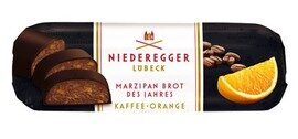 Niederegger Filled Marzipan Loaf - Vanilla Truffle - 75g/2.6 oz