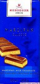 Niederegger Milk Chocolate Marzipan Bar - Classic