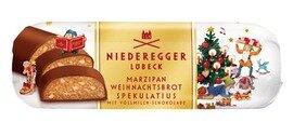 Niederegger Marzipan Christmas Loaf - 125g/4.4 oz