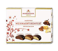 Niederegger Christmas Confectionary Oriental - 120 g/4.26 oz