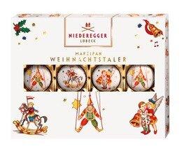 Niederegger Christmas Coins (Weihnachtstaler) - 120g/4.26 oz