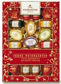 Niederegger Assortment in a Christmas Sleeve - 270g/9.65 oz