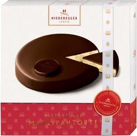 Niederegger Marzipan Cake - Blackforest/Cherry Flavor