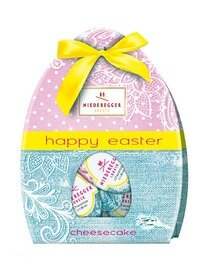 Niederegger Cheesecake Flavored Marzipan Easter Eggs - 85g/3.02 Oz