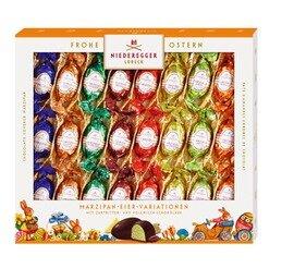 Niederegger Easter Egg Variations - 400g/14.0 oz