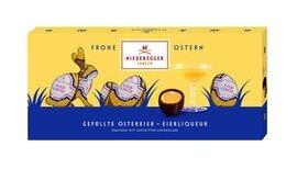 Niederegger Egg Liqueur Filled Easter Eggs - 100g/3.5oz