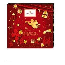 Niederegger Marzipan  Mini Glamour Advent Calendar - 168g / 6 Oz