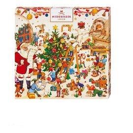Niederegger Marzipan Mini Wichtelwerkstatt Advent Calendar 170g/6.0 Oz