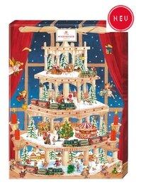 Niederegger Marzipan, Pyramid Advent Calendar -  500 g/17.6 oz