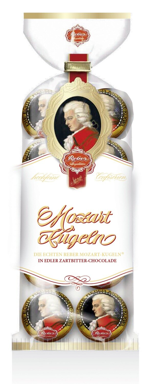 Mozart Kugel 8er Confiserie Tuete 160g/5.7 Oz