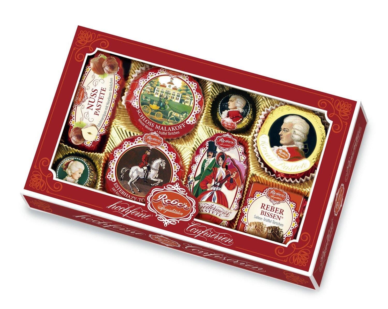 Reber Marzipan Specialty gift box , 285g/10.1 Oz