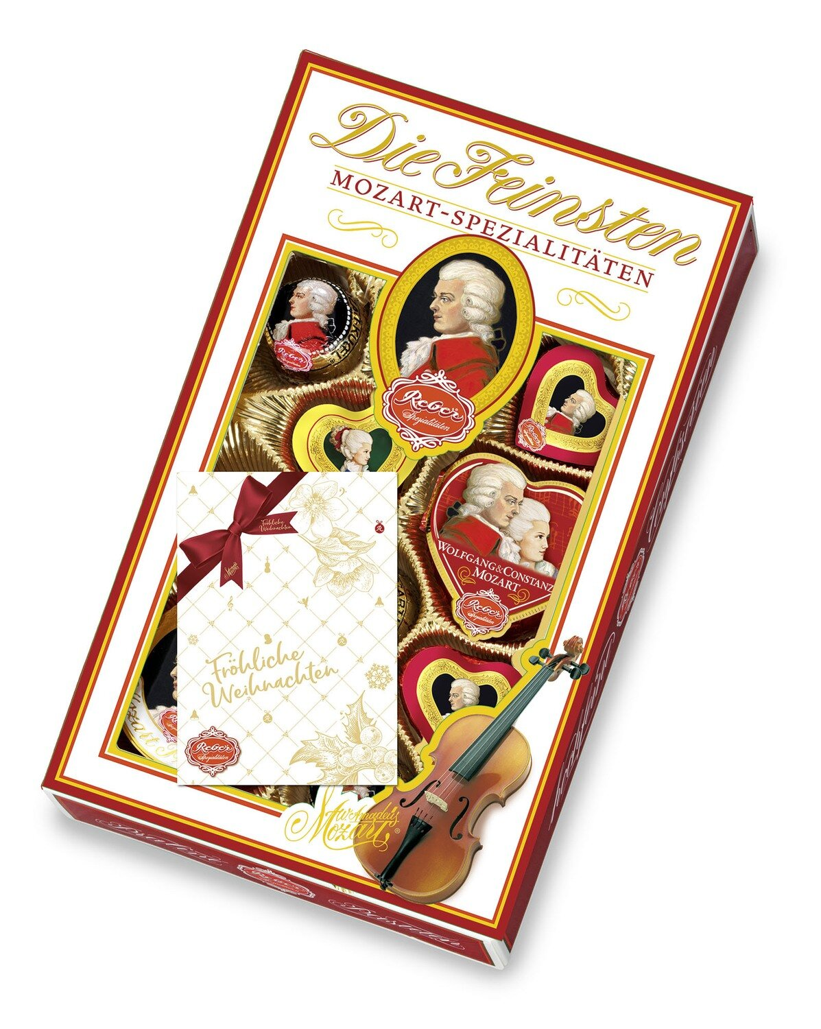 Reber Marzipan Mozart Specialty Box