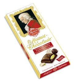 Mozart-Zartbitter-Chocolade, 100g/3.5 Oz