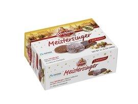 Wicklein Meistersinger Lebkuchen - 3 Varieties - 600g Gift Box