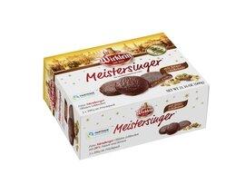 Wicklein Meistersinger Lebkuchen - Chocolate - 600g Gift Box