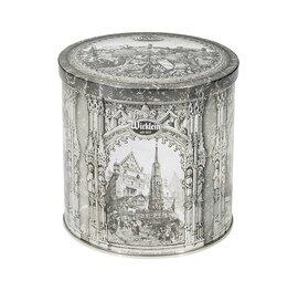 Wicklein Lebkuchen Silver Tin - 250g/8.75 Oz