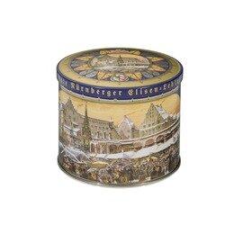 Wicklein Gold Elisen Burg Tin (One!), 2 assorted, min. 25% Nuts
