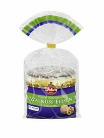 Wicklein Gold Elisen Lebkuchen Walnuts Dual Sort - 250g/8.8 oz