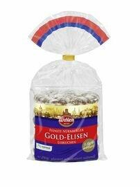 Wicklein Gold Elisen Chocolate - Triple Sort - 250g/8.8 oz