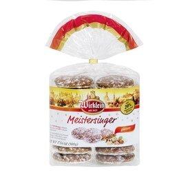Wicklein Meistersinger Lebkuchen - Sugar Glazed - 500g/17.6 oz