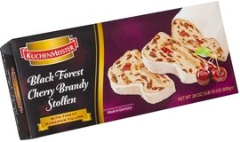 Kuchenmeister Black Forest Cherry Liqueur Stollen - Gift Boxed