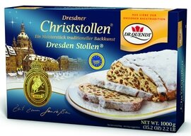 Dr. Quendt - Genuine Dresdner Christstollen Gift Boxed