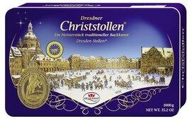 Dr. Quendt - Genuine Dresdner Christstollen - Gift Tin