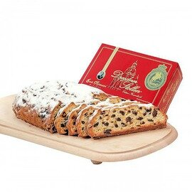 Emil Reimann Dresdner Stollen 'Church of our Lady' in Red Gift Box - 500g
