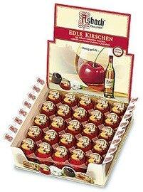 Asbach Cognac 50 Marinated Cherries, Counter Display