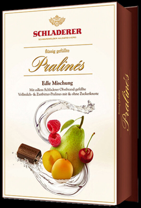 Schladerer Pralines - Small Assortment - 127g/4.4 oz