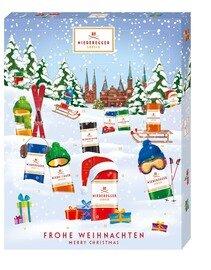 Niederegger Marzipan Advent Calendar - 300 g/10.5 oz