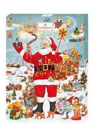 Niederegger Marzipan, Santa Claus Advent Calendar -  500 g/17.6 oz