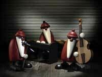 Bjoern Koehler - Santa Musicians - Limited Edition