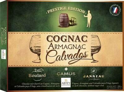 Abtey Boite Prestige Edition Congac Amagnac & Calvados - 200g/7.05 Oz