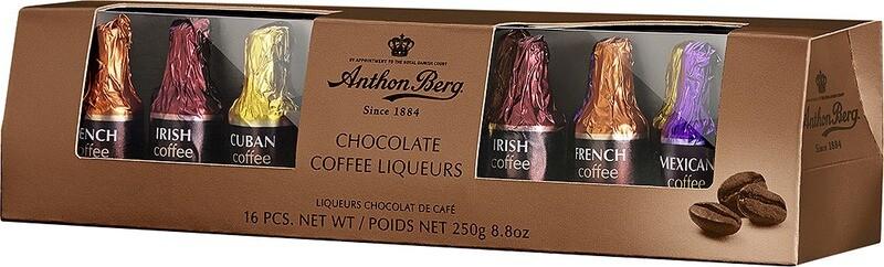 Anthon Berg - Chocolate Coffee Liqueurs - 250g/8.8 Oz