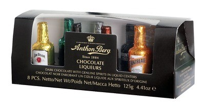 Anthon Berg - Chocolate Liqueurs 125g/4.4 Oz