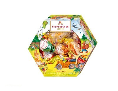 Niederegger Marzipan Easter Nest  223 g/7.96 oz