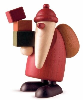Bjoern Koehler - Santa - bearing gifts