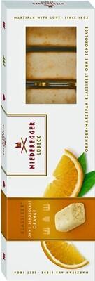 Niederegger Orange Flavored White Marzipan Mini Loaves - 100g/3.5 oz